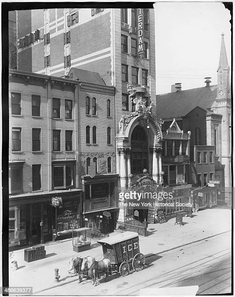 new amsterdam theatre pictures and photos getty images