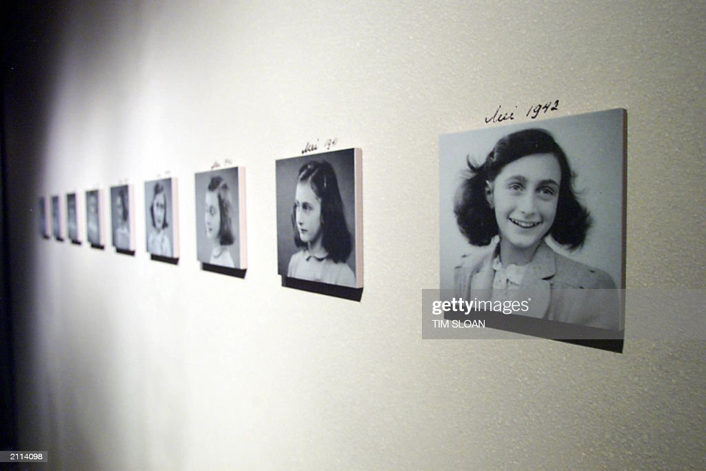 The new Anne Frank exhibit  will  open 1 : News Photo