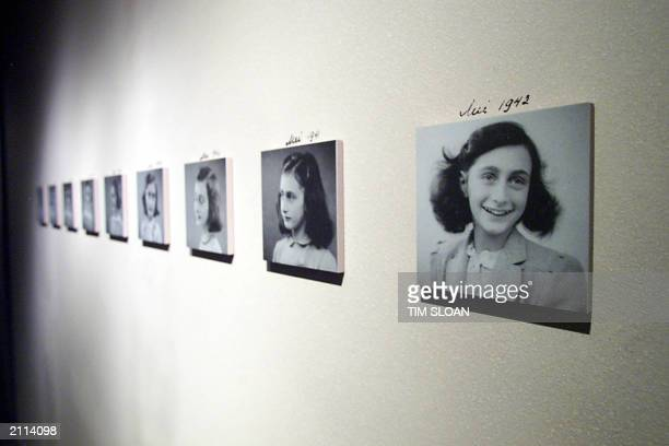 The new Anne Frank exhibit will open 11 June 2003 by US First Lady Laura Bush at The United States Holocaust Memorial Museum in Washington DC The...