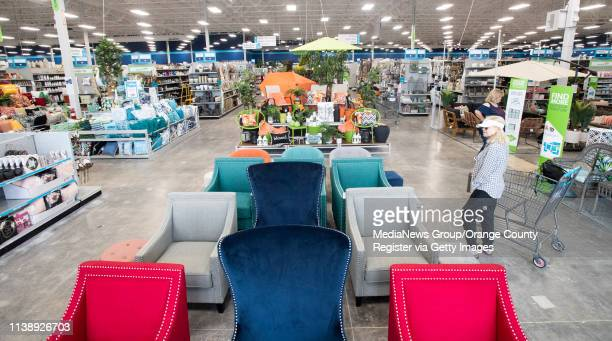 The new At Home store in Foothill Ranch CA will have its official opening on Saturday March 30 2019 The 75000 square foot store promotes itself as a...