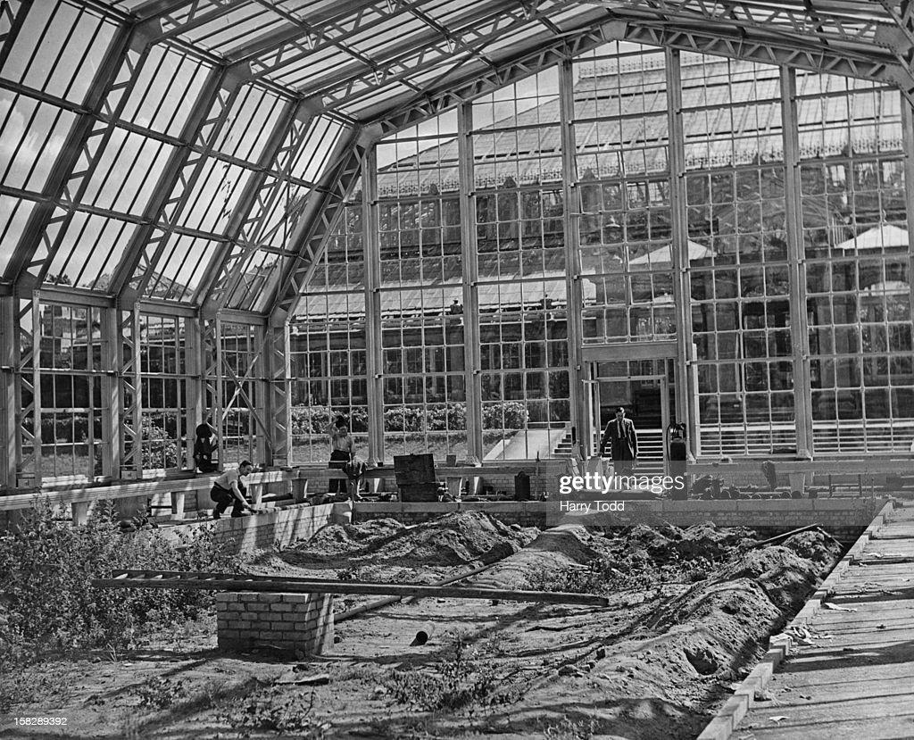 Australian House At Kew : ニュース写真