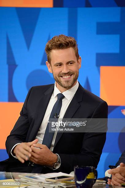 AMERICA The new 'Bachelor' Nick Viall appears on GOOD MORNING AMERICA 9/8/16 airing on the ABC Television Network NICK