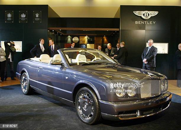 Coupe Bentley Stock Photos And Pictures Getty Images