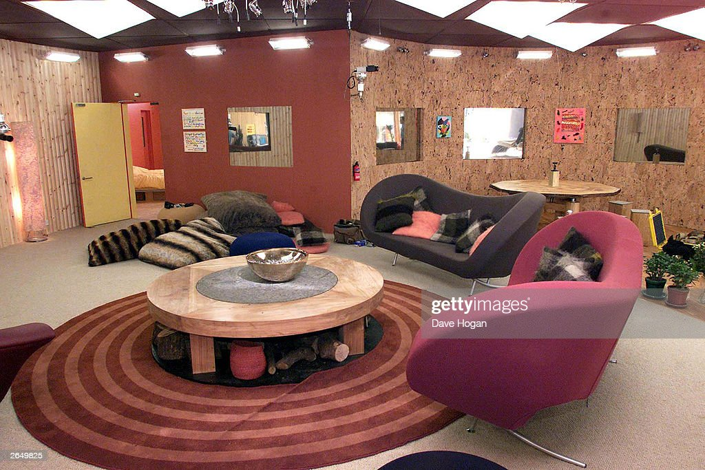 The new cabin style living room for the \