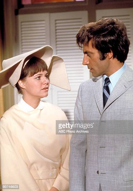NUN The New Carlos Season Three 12/17/69 Carlos attempted to impress Sister Bertrille's visiting cousin