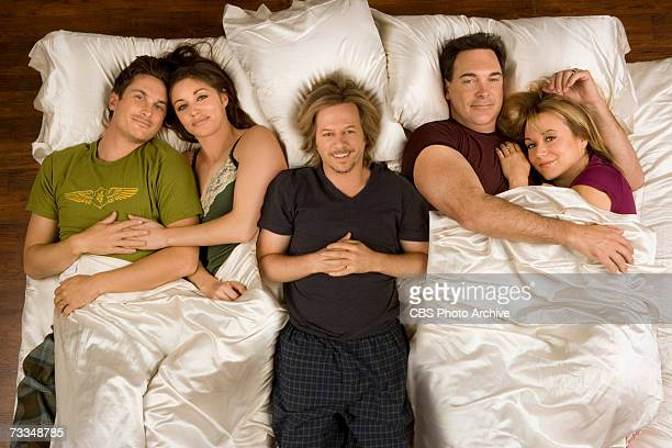 The new CBS comedy series Rules of Engagement looks at the oftenconfusing phases of relationships through the eyes of a newly engaged couple Adam and...
