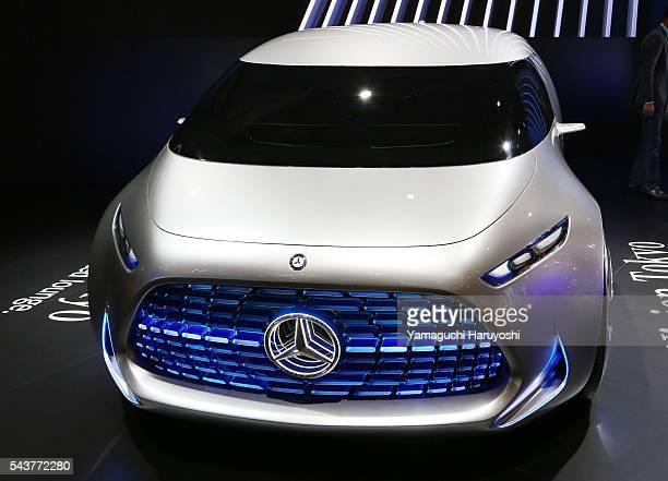 The new DAIHATSU NORIORI car during the 44th Tokyo Motor Show 2015 in Tokyo