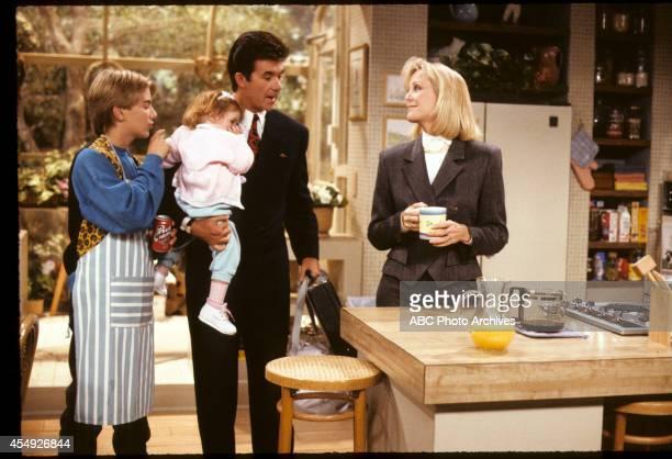 "The New Deal - Part I"" - Airdate: November 8, 1989. JEREMY MILLER;KELSEY DOHRING OR KIRSTEN DOHRING;ALAN THICKE;JOANNA KERNS"