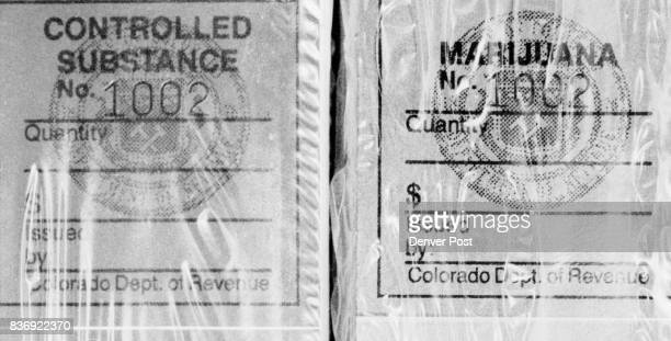 The new drug tax stamps they would not take them out of the sealed celophane because of security reason that is the reason for the lack of quality...