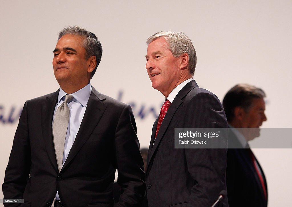 Ackermann Makes Way For Jain And Fitschen At Deutsche Bank