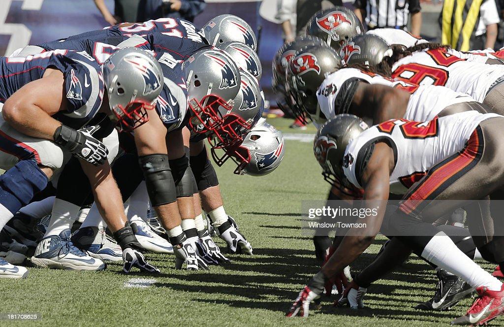 Tampa Bay Bucaneers v New England Patriots : News Photo