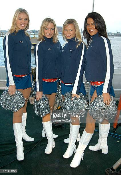 The New England Patriots Cheerleaders