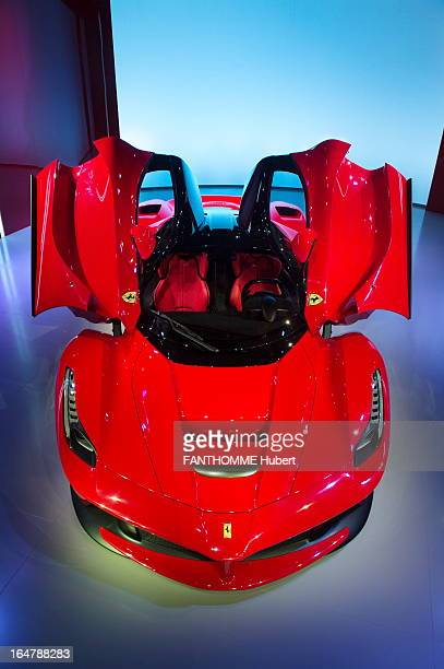 Ferrari F150 Stock Photos And Pictures Getty Images