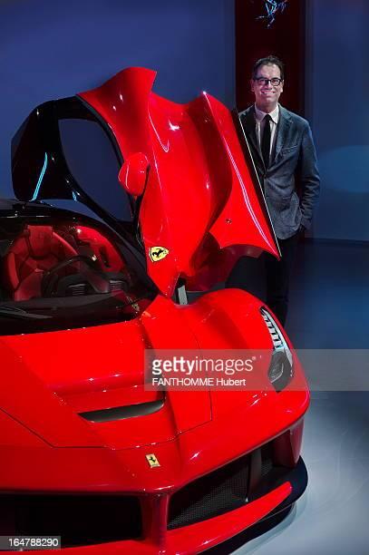 Photos Et Images De The New Ferrari F150 Getty Images