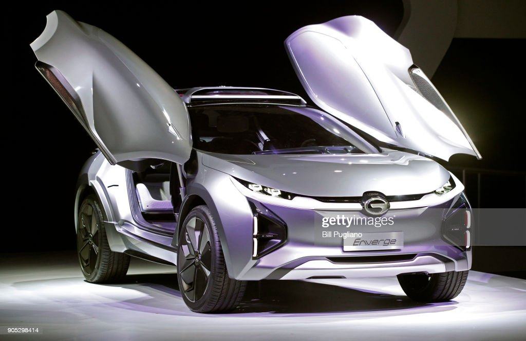 Peek At Future Cars At The International Auto Show