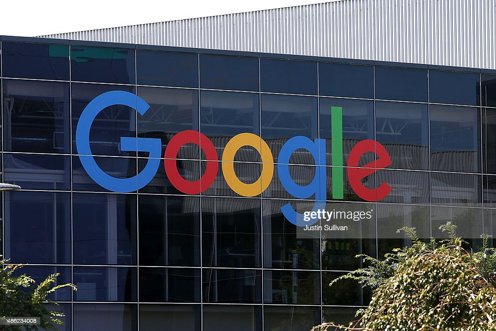 Google Updates Its Logo : News Photo