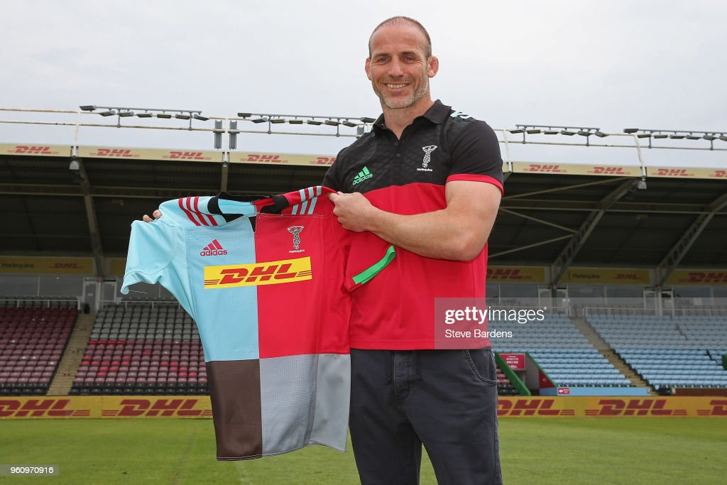 Paul Gustard announced as Harlequins Head of Rugby