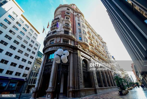 60 Top La Caixa Headquarters Pictures, Photos and Images