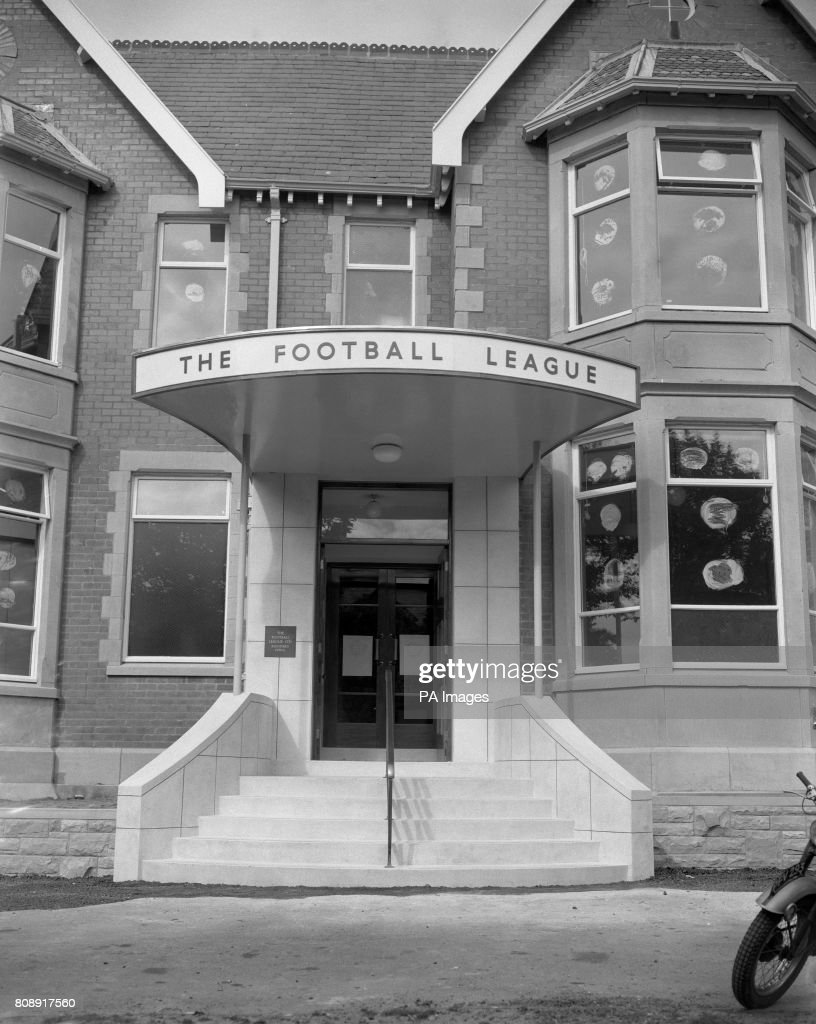 Soccer - Football League Offices - Lytham St Annes, Lancashire : News Photo