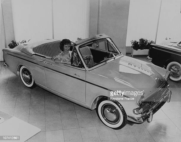 The New Hillman Minx On Show On August 3Rd 1959