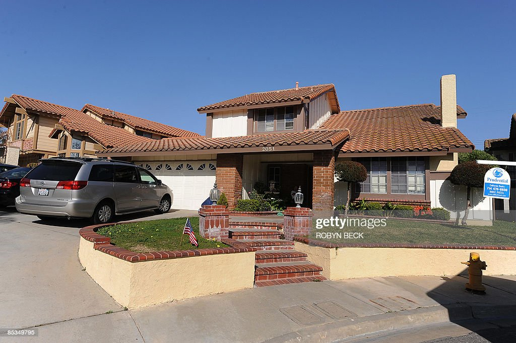 The new house for Nadya Suleman, mother : News Photo