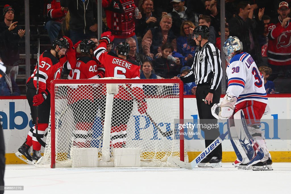 a2d621a89 The New Jersey Devils celebrate Blake Coleman s short handed second ...