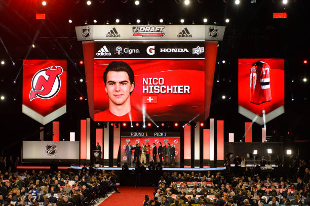 NHL Draft: NJ Selects Hischier - Digital Sports Desk