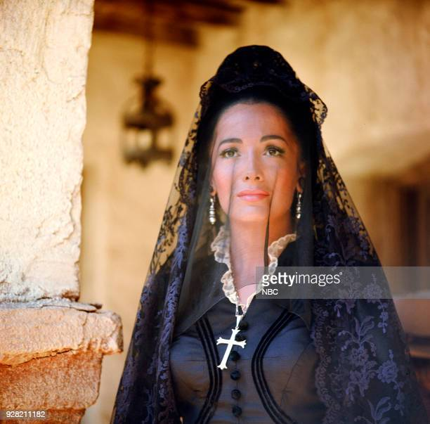 CHAPARRAL The New Lion of Sonora Episode 14 15 Pictured Linda Cristal as Victoria Montoya Cannon