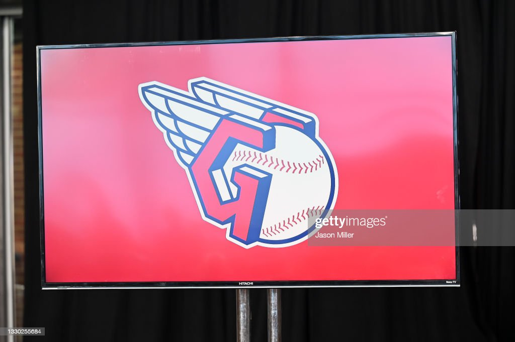 Cleveland Indians Announce Name Change to Cleveland Guardians : News Photo