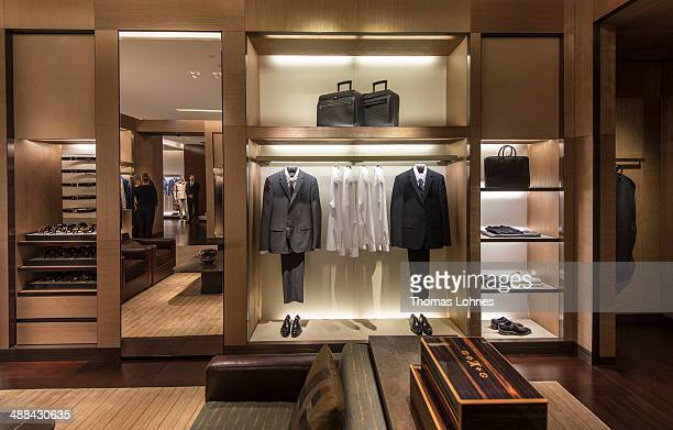 Louis Vuitton Global Store Frankfurt Bilder Und Fotos Getty Images