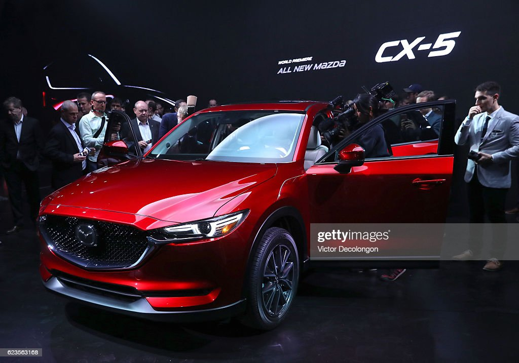 Mazda New CX-5 Launch