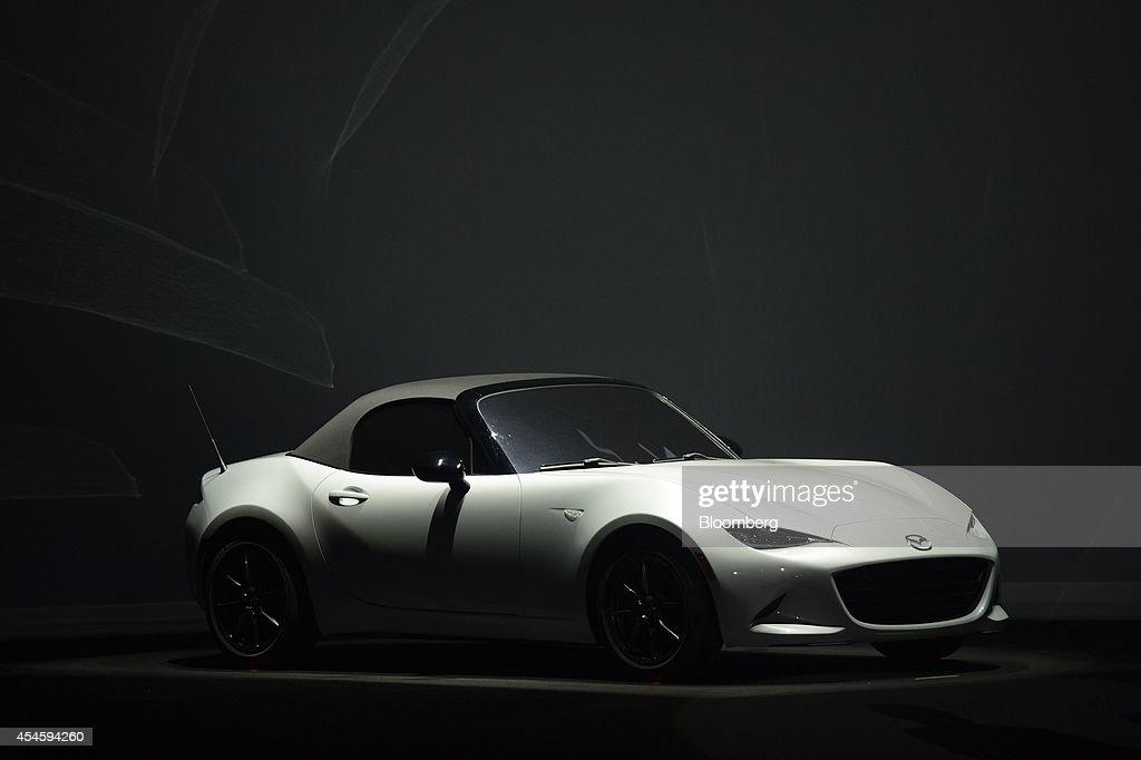 MX 5 Miata Sports Car, Officially Known As