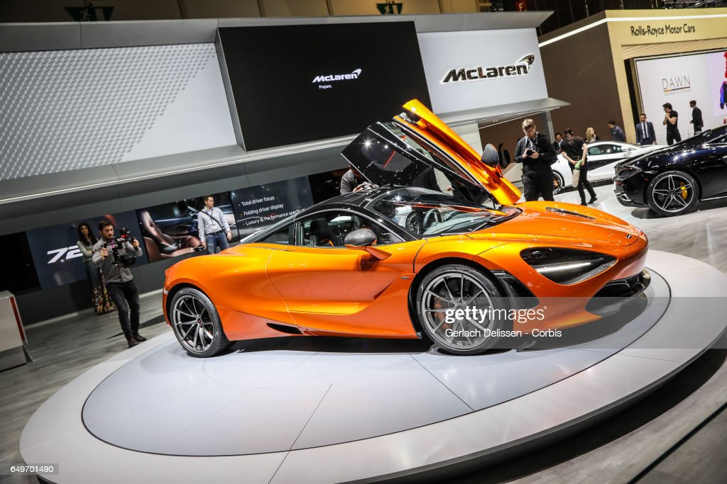 Geneva Motor Show 2017 : News Photo