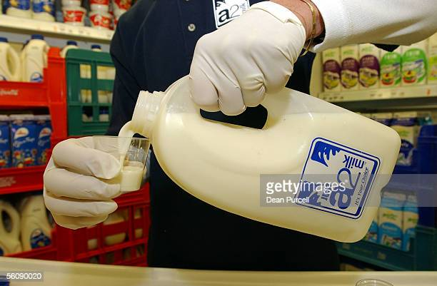 The new milk product known as A2 the original milk containing the deta casein A1 which has been strongly linked to heart disease and Type 1 diadetes...