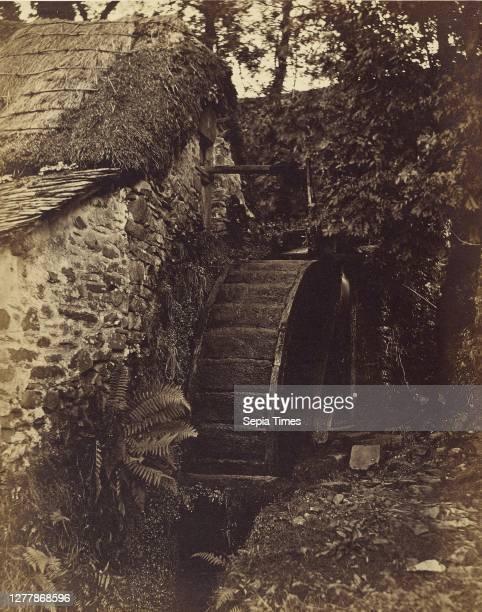 The New Mill, near Lynton, North Devon; Percy & Spiller; Lynton, Devon, England; September 1856; Albumen silver print.