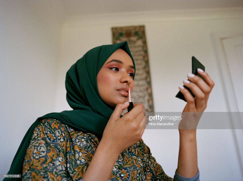 Shoot Feature - Young Muslim Women by Nina Manandhar
