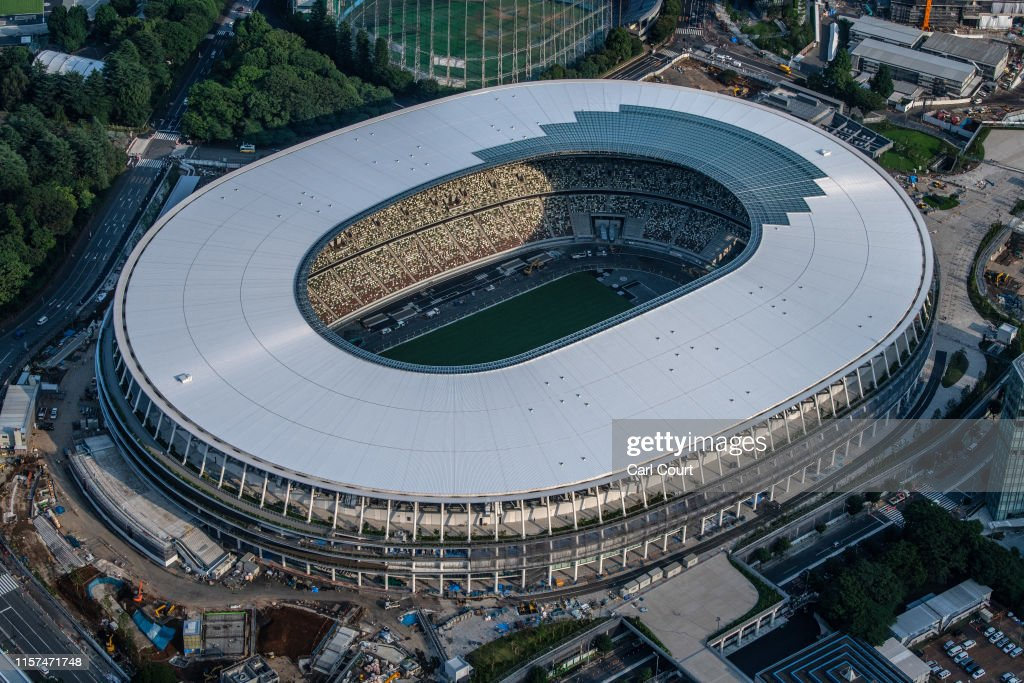 Tokyo 2020 Olympic Games One Year To Go : ニュース写真