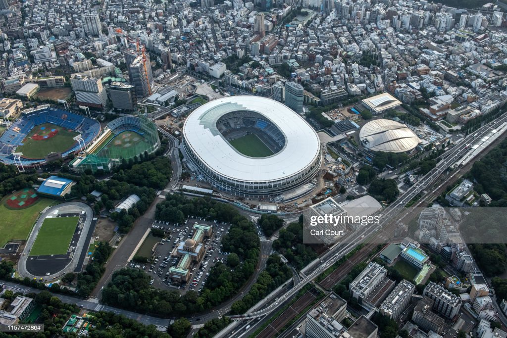 Tokyo 2020 Olympic Games One Year To Go : News Photo