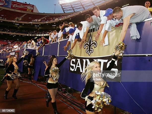 the new orleans saints taking their The new orleans saints used an eight game winning streak spanning from week four to week 11 to help secure their nfc south division title they head into this battle with confidence after they notched two decisive wins against the panthers this season.