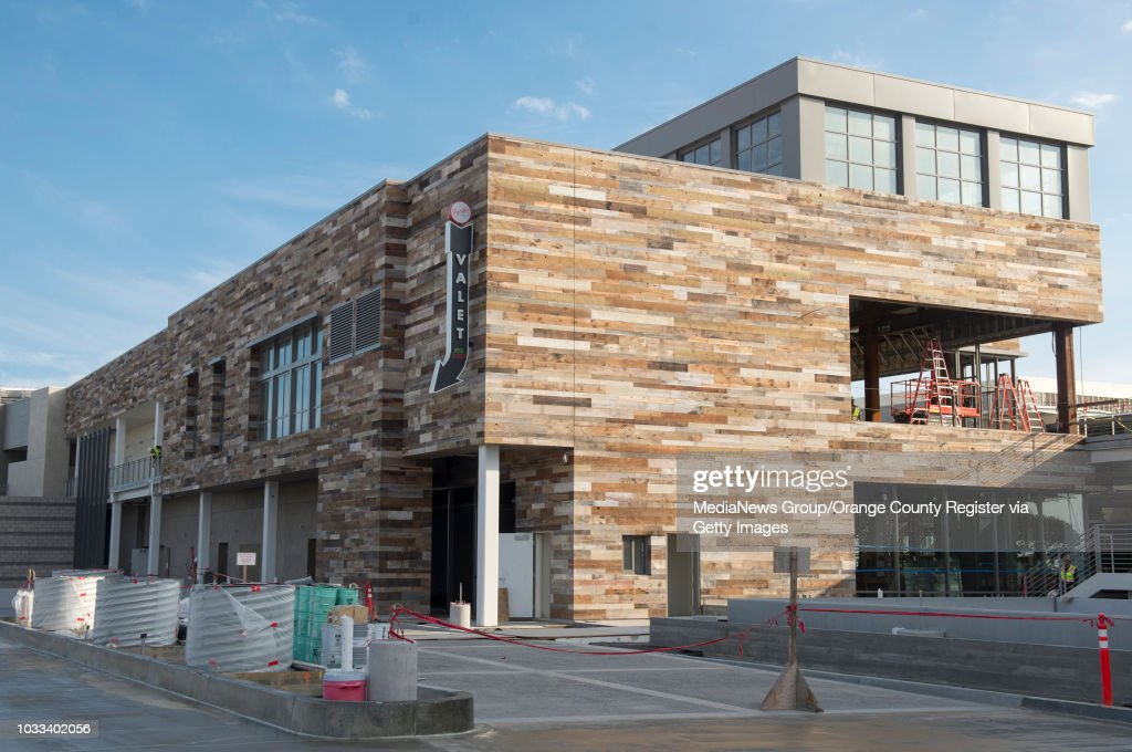 The new Pacific City shopping center in Huntington Beach on