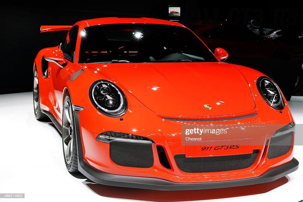 85th Geneva International Motor Show - Day 2 : Fotografía de noticias