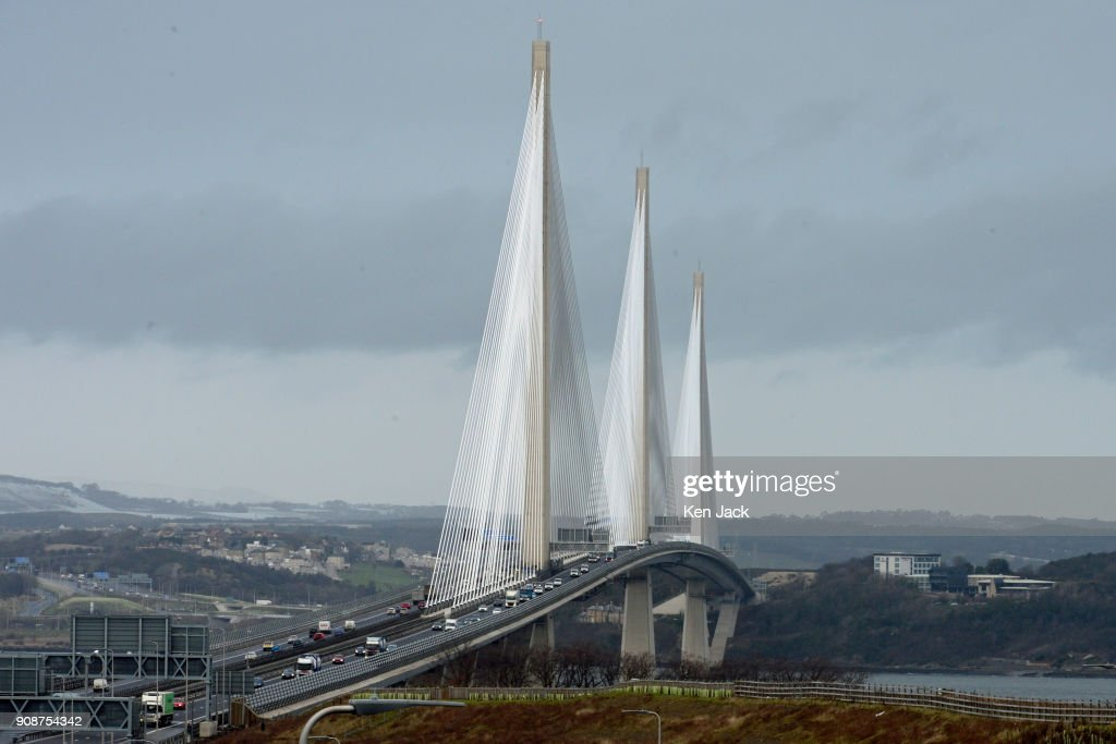 Queensferry Crossing To Become A Motorway On February 1st