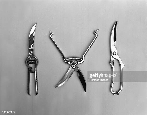 The new range of secateurs and pruners from Champion scissors of Mexborough South Yorkshire 14 Nov 1962