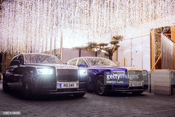 The new Rolls Royce Phantom 8 The model originally made its debut on the 27th July 2017 This model is the newest one to come out under BMW ownership...
