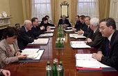 Scotland Labour cabinet