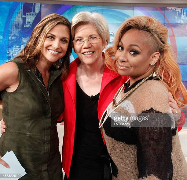 THE VIEW The new season of Walt Disney Television via Getty Images's The View premiered today Tuesday September 8 2015 The View airs MondayFriday on...