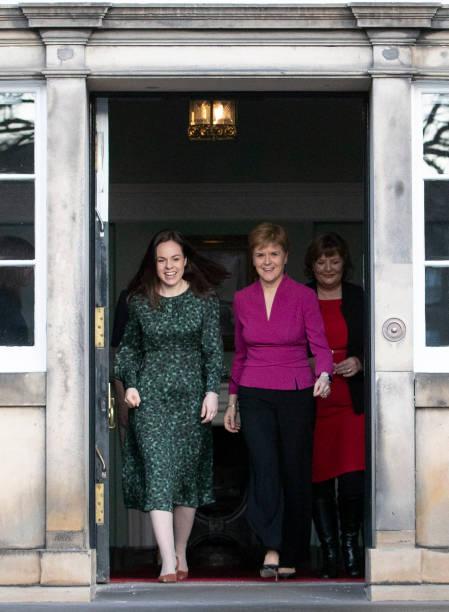 GBR: Scottish Government Reshuffle