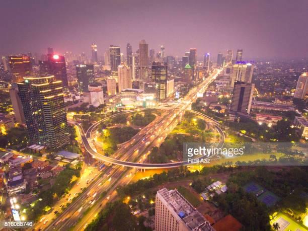 The New Semanggi Overpass, A New Icon of Jakarta