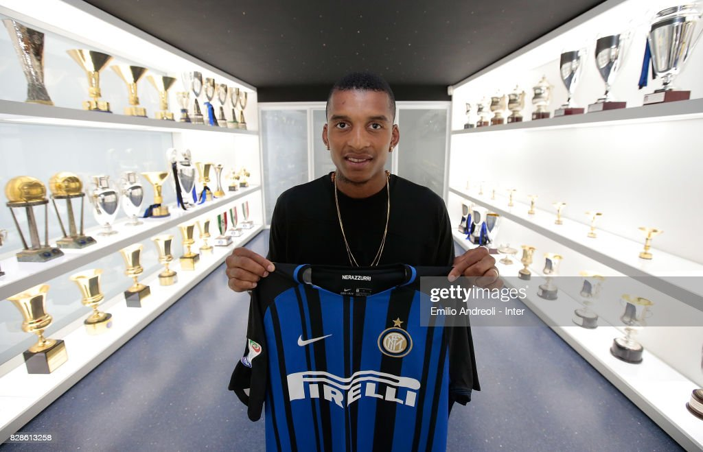 FC Internazionale New Signing Dalbert Henrique Medical Tests : News Photo