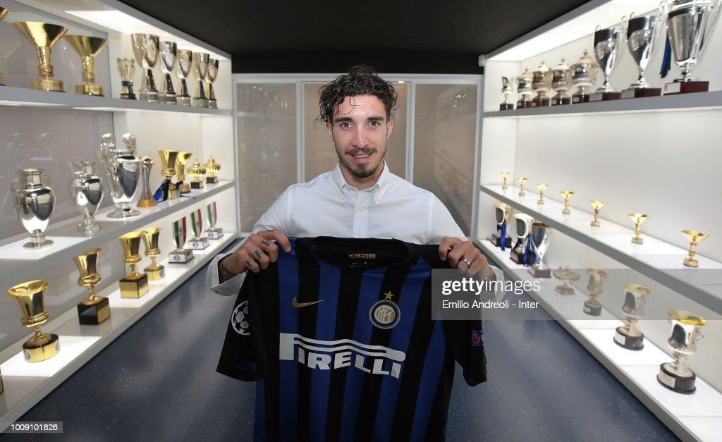 FC Internazionale New Signing Sime Vrsaljko Medical Tests : News Photo